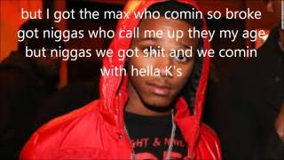 Lil Snupe- No games Lyrics