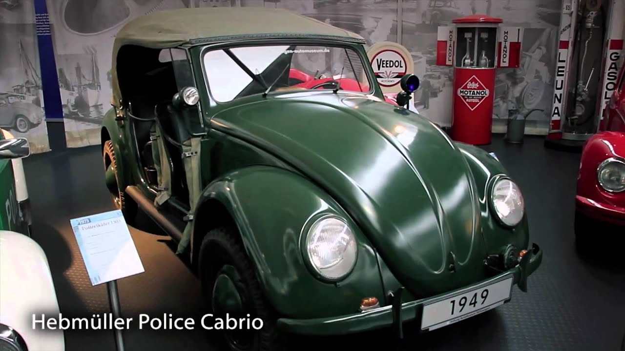 volkswagen automuseum wolfsburg youtube. Black Bedroom Furniture Sets. Home Design Ideas