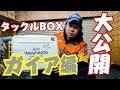 九州おかっぱりを制覇したガイアのタックルBOXの中身全部見せます!【バス釣り】