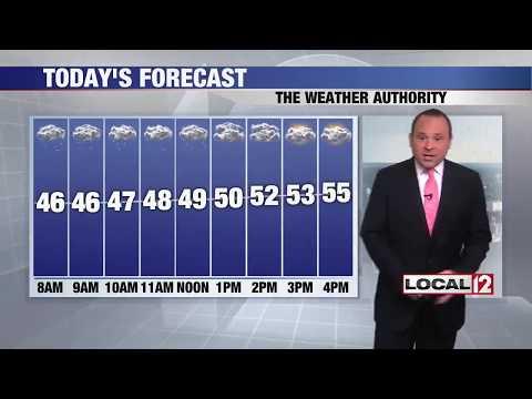 WKRC Local 12 News - Good Morning Cincinnati Saturday - Main Weather - Saturday 11/24/18