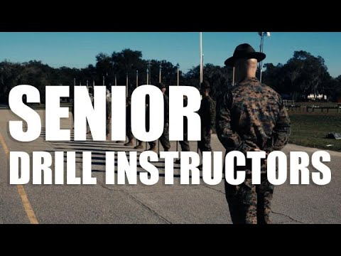 Senior Drill Instructor Course