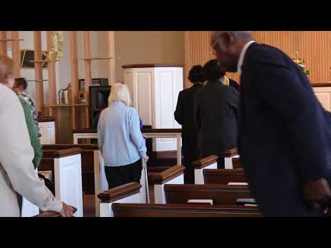 Olympia Fields UMC 2018 Anointing of the Oil and Prayer/Continue