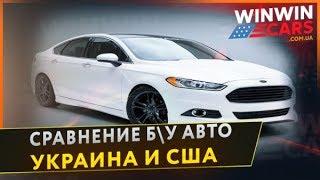 Авто из США.Сказочники из WINWINCARS.