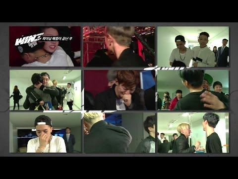 [ WIN : WHO IS NEXT ] episode 11 파이널 라운드 뒷 이야기