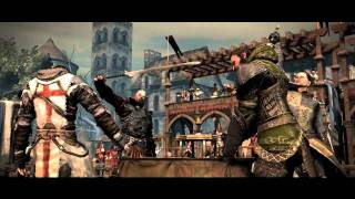 """Atlus/Kylotonn Games: """"The Cursed Crusade"""" [PS3/PC/X360] - Story Trailer - 2011.09.28"""
