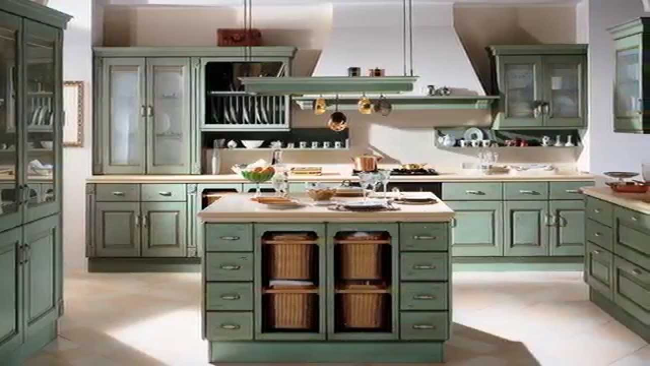 Cucina italiana design youtube for Realizza la tua cucina