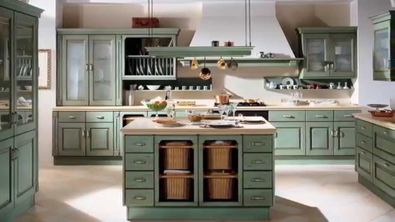 Cucina italiana design  YouTube