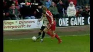 MOTD Liverpool 1-2 Barnsley FA Cup 5th Round 16/02/08