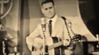 George Jones Who Shot Sam Town Hall Party 1959 [LIVE FOOTAGE!!!]