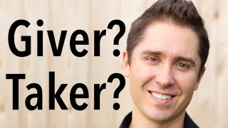 Giver or Taker? By Catholic Speaker and Evangelist Ken Yasinski