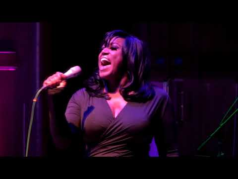 Mica Paris performs I Put A Spell On You