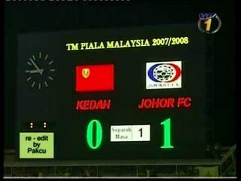 TM Piala Malaysia - 2nd August 2008