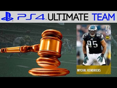 MUT 15 - GRINDING COINS! | Madden 15 Ultimate Team PS4 Auction Block Series