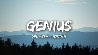 LSD - Genius (Lyrics) ft. Sia, Diplo, Labrinth MP3