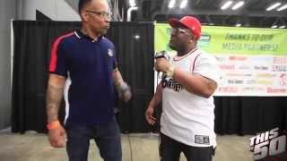 Sadat X on Brand Nubian; New Era of Rap; Lord Jamar; New Music