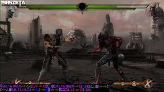 Mortal Kombat 9: Guía de Combinaciones Tag Scorpion y Smoke