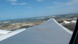 thai airways boeing 777 200 take off at brisbane international airport ybbn