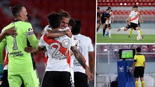 River 2 vs. Nacional 0, por la Copa Libertadores: goles, resumen y highlights