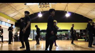 Super Junior 슈퍼주니어-MAMACITA Cover By Blue Nation from Perú