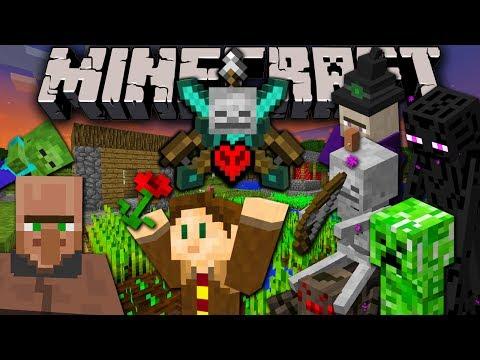Minecraft: Hardcore Adventure Challenge - Dark Days - World 1-1 - 1.7.4