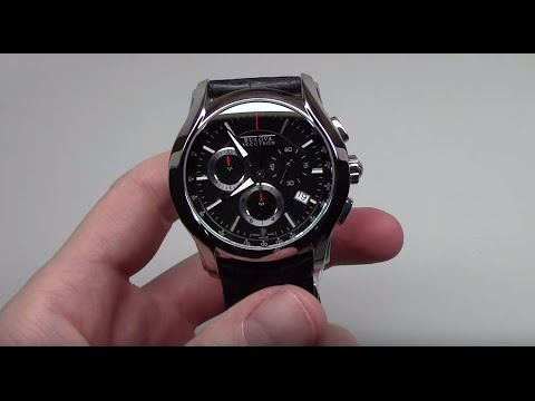 Bulova Accutron Stratford Men's Watch Review Model: 63B139