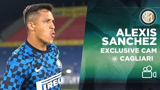 SANCHEZ CAM ALEXIS' FIRST TASTE OF LIFE AT INTER