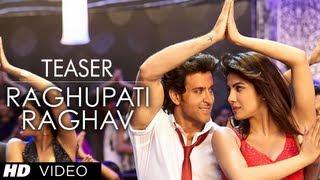Raghupati Raghav Song Teaser | Krrish 3 | Hrithik Roshan