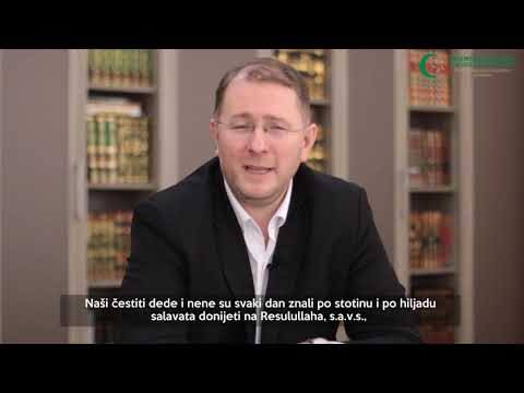 Poziv vjernicima (20) - Vrijednost Resulullaha, s.a.v.s. - doc. dr. hafiz Kenan Musić