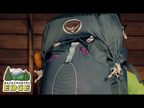 Osprey Aura AG 65 Women s Backpack - YouTube 7a75b4047e