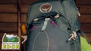 Check out the Osprey Aura AG 65 Women's Backpack at Backcountry Edg...