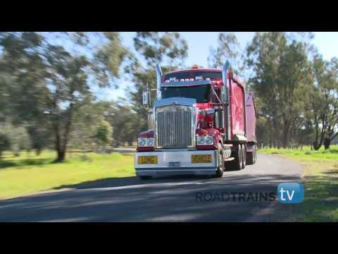 Extreme Truckers Review Five Axle PBS Truck & Dog