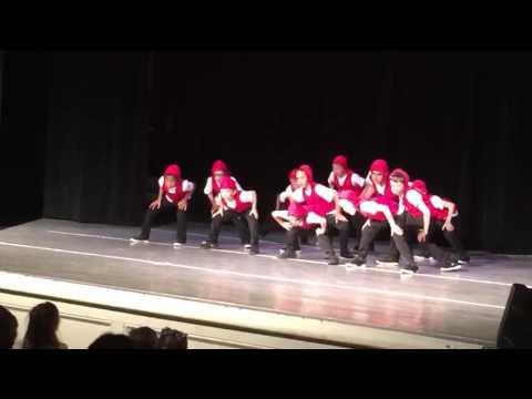 Boy hip hop Saratoga dance lad