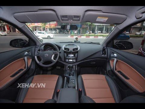 [XEHAY.VN] Haima S5 - SUV an toàn nhất Trung Quốc