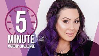 5 Minute Makeup Challenge   Makeup Geek