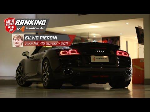 AUDI R8 V10 SPYDER - RANKING AUTO SUPER 2ª Temporada (by avantgarde) | #07
