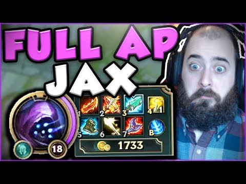 Download Youtube: YOU WON'T BELIEVE THIS BURST FROM FULL AP JAX! AP JAX TOP GAMEPLAY SEASON 7! - League of Legends