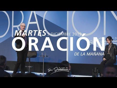 🔴 Oración De La Mañana EN VIVO (Música Cristiana) - 3 Diciembre 2019 - Andrés Corson   Su Presencia