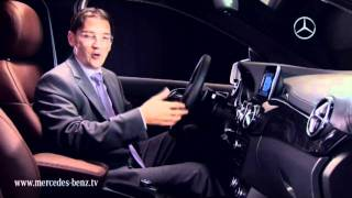 2012 Mercedes-Benz B-Class COMAND Online - demo(With the new B-Class the driver is fully connected also while driving. Here you can find out how the infotainment solution works. With COMAND Online in the ..., 2011-10-06T14:32:18.000Z)