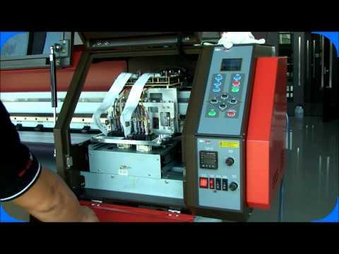 LuaySigns-Ultra 9200 Epson DX7 Printers أعلانات لؤي - تنصيب طابعات الترا ايبسون 9200 المتطورة