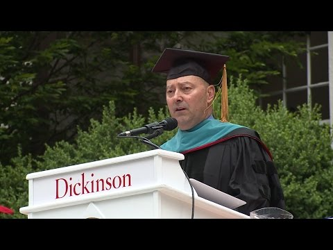 Ret. Adm. James Stavridis 2017 Commencement Speech at Dickinson College
