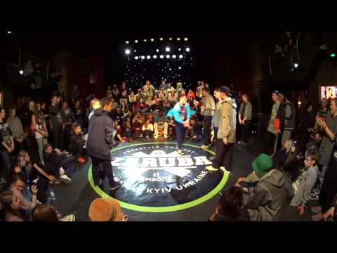 ZАРУБА Hip-hop 3vs3 1/2 Explosion...