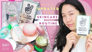 Gambar cover Updated Skincare Routine for Dry, Sensitive & Oily Skin Types | Clear Skin Routine