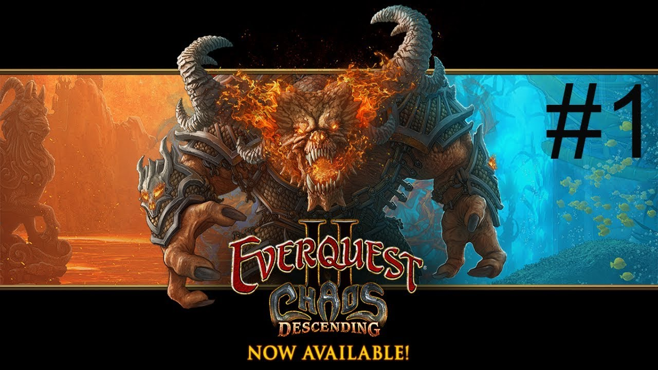 Everquest 2: Chaos Descending new expansion