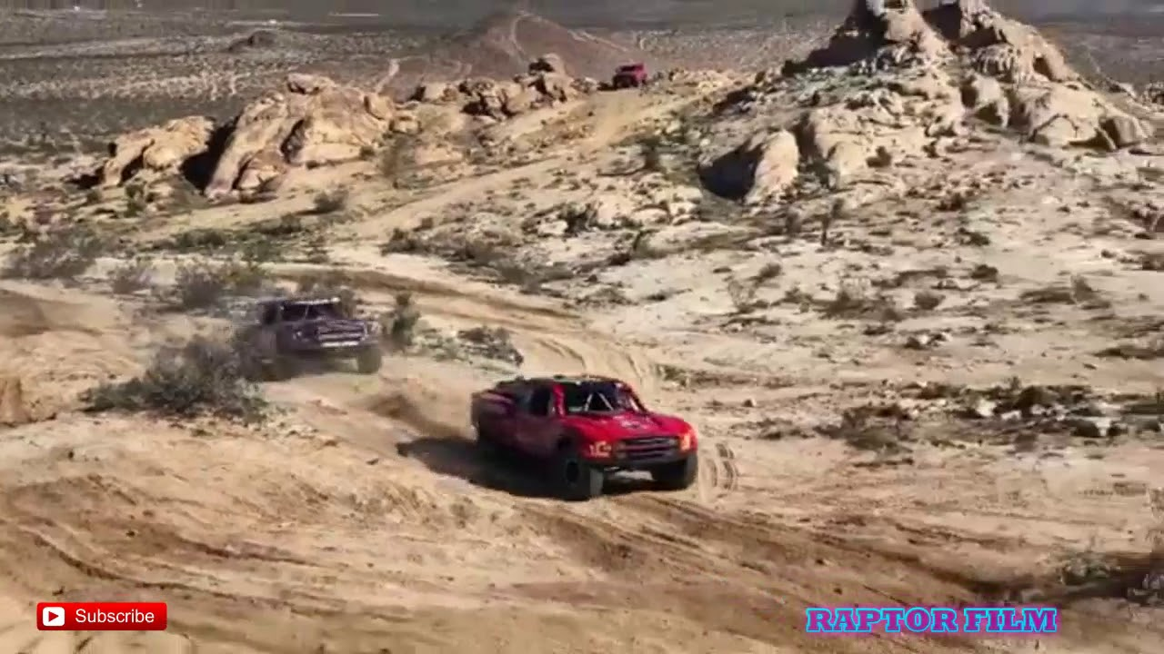 king of the hammers 2019 / trophy truck