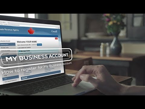 My Business Account – How To Register For My Business Account