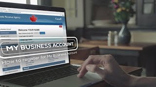 My Business Account How To Register For My Business Account Youtube