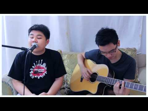 L.O.V.E - Nat King Cole (Covered by Dominic Chin)