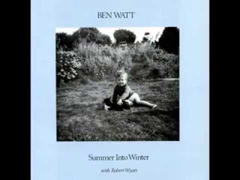 Ben Watt & Robert Wyatt - Slipping Slowly