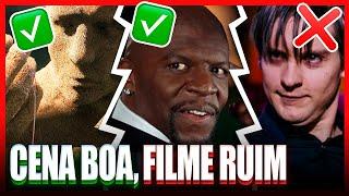 5 Cenas MUITO BOAS em filmes RUINS!