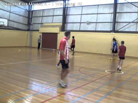 Futsal Fever - Mulgrave - Semi Finals - South East United VS Wolfgang FC